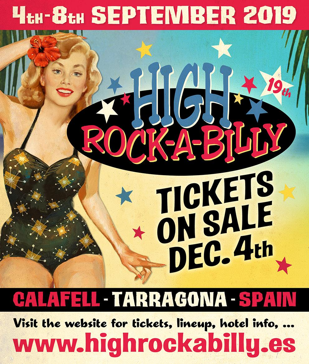 HIGH ROCKABILLY 2019   PERFIL